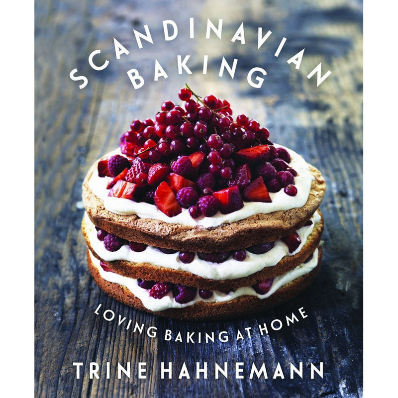Scandinavian Baking: Loving Baking At Home - book