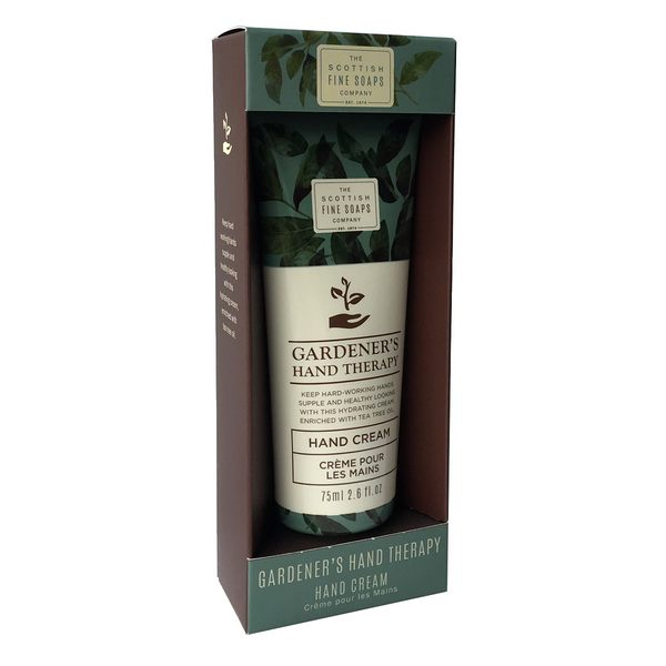 Scottish Fine Soaps Gardeners Hand Therapy Hand Cream front