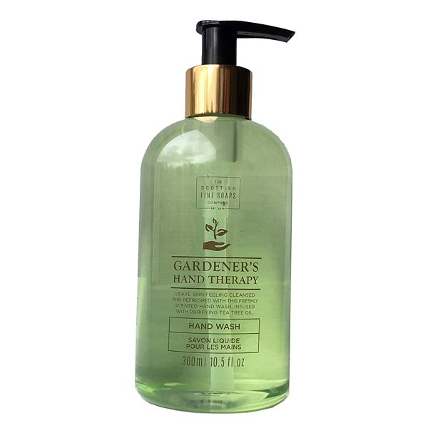 Scottish Fine Soaps Gardeners Hand Therapy Hand Wash front