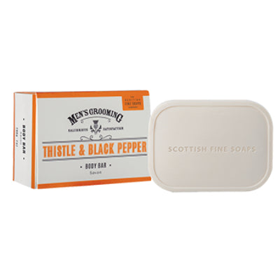 Scottish Fine Soaps Men's Grooming Body Bar Soap