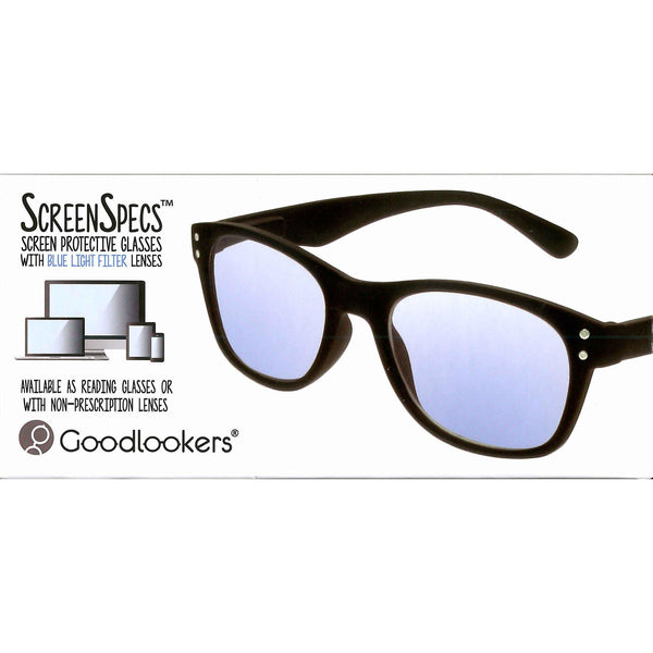 "Blue Light Filter ""ScreenSpecs"" Black boxed"
