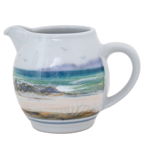 Highland Stoneware Seascape Jug one pint
