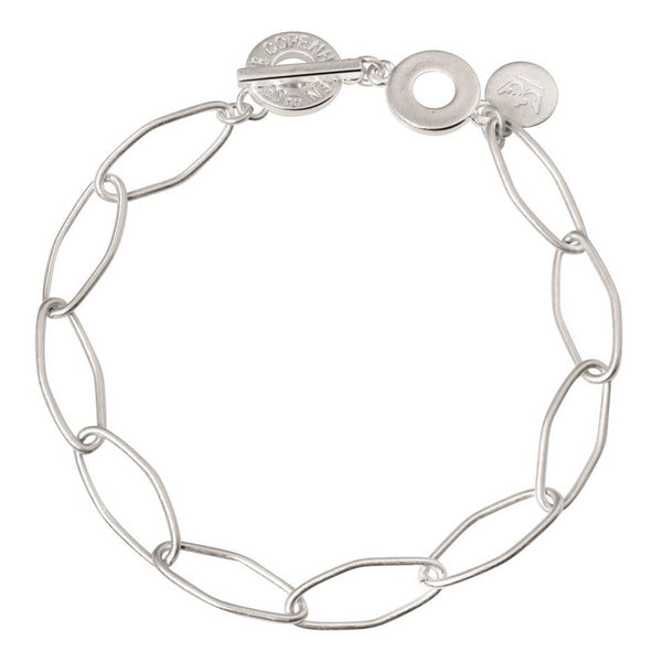 Sence Copenhagen Jewellery Essentials Light Bracelet Matt Silver T963