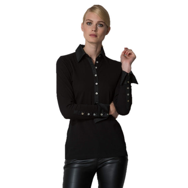 Shirt Company Patricia Black Shirt