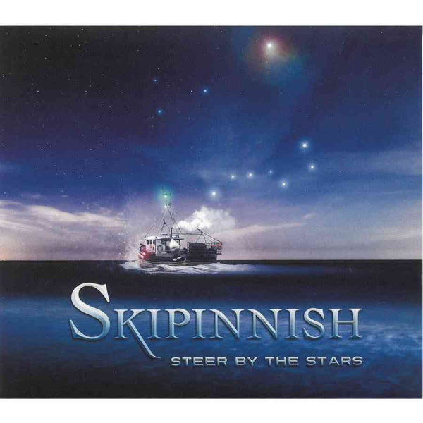 Skipinnish Steer By The Stars CD front