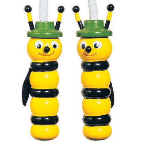 Skipping Rope With Bee Handles