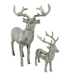 Stag statues stockist The Old School Beauly