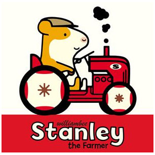 Stanley The Farmer - childrens book