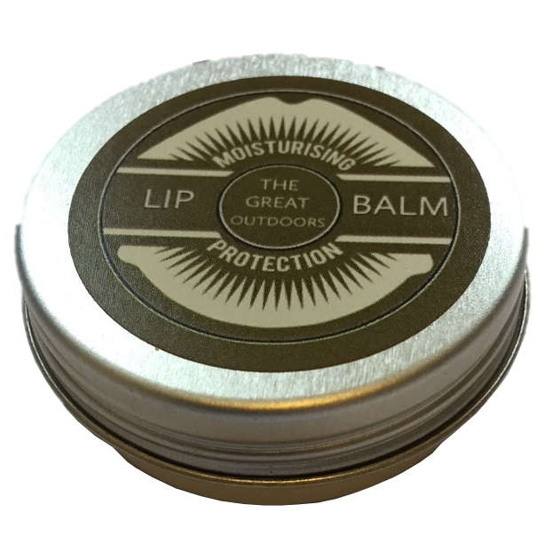 The Great Outdoors Sports Chocolate Lip Balm