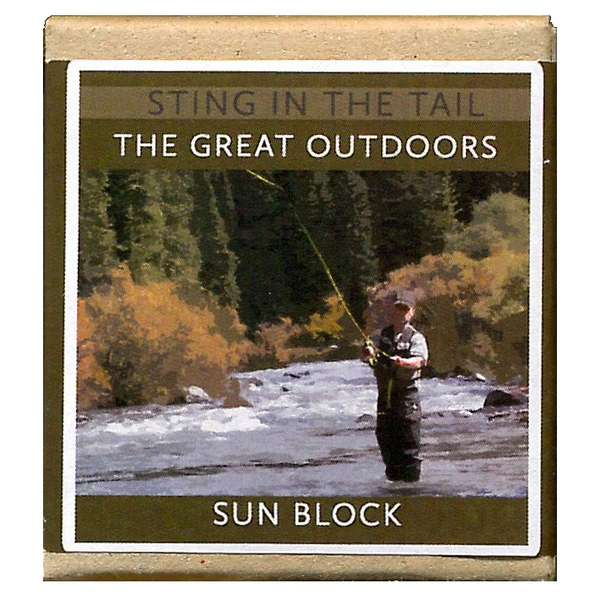 Sting In The Tail The Great Outdoors Sunblock