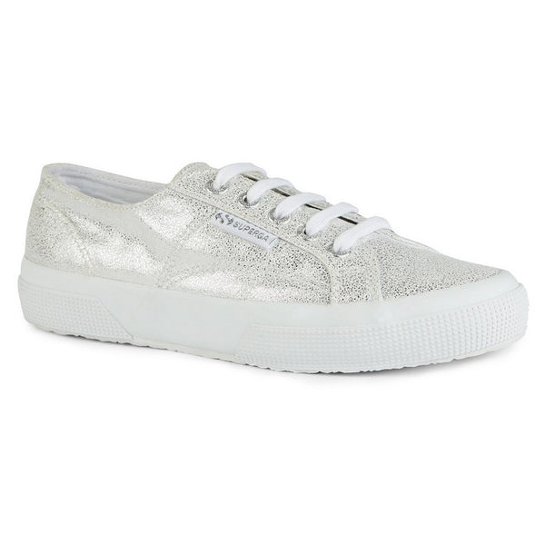 Superga_2750 Frosted Silver S00FPX0-G69 main