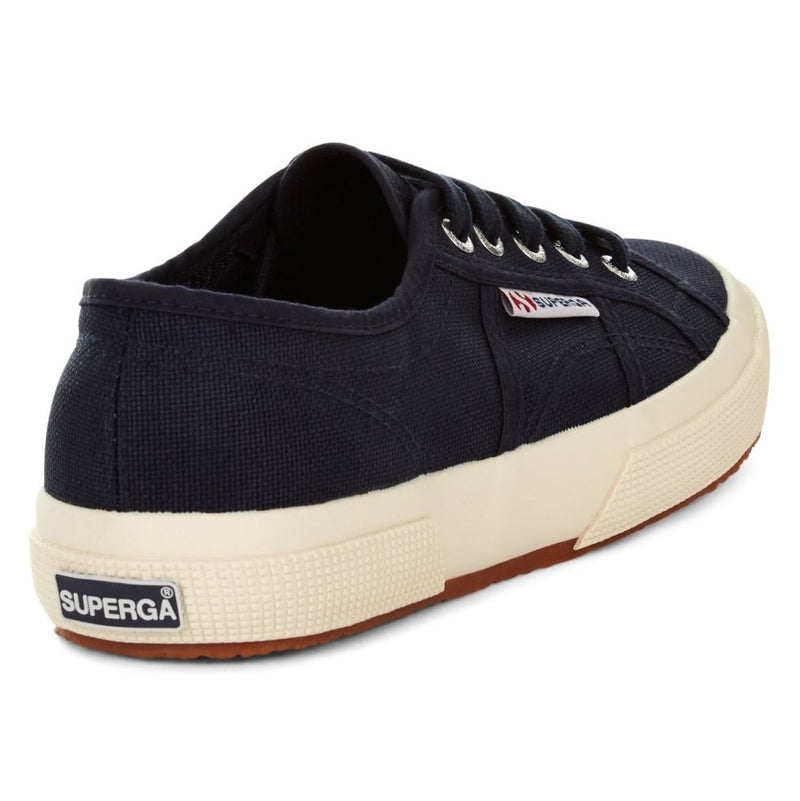 Superga 2750 Cotu Classic Navy Trainers back