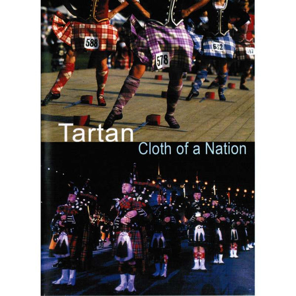 Tartan: Cloth Of A Nation DVD