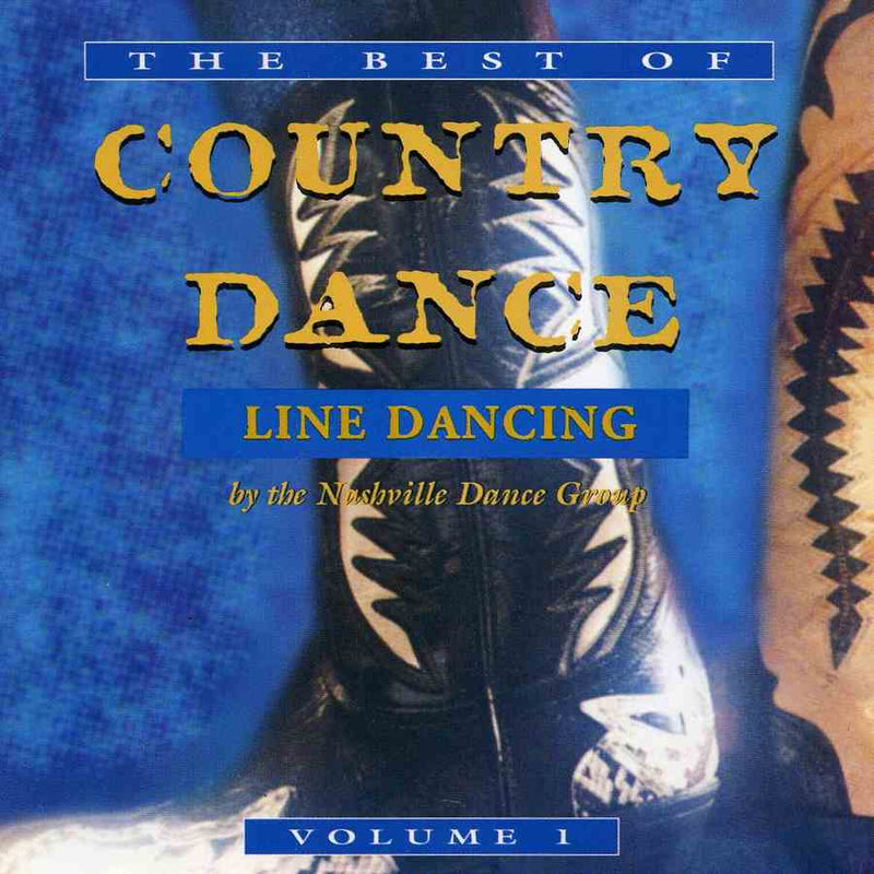 The Best Of Country Dance Line Dancing Vol 1 CDC010