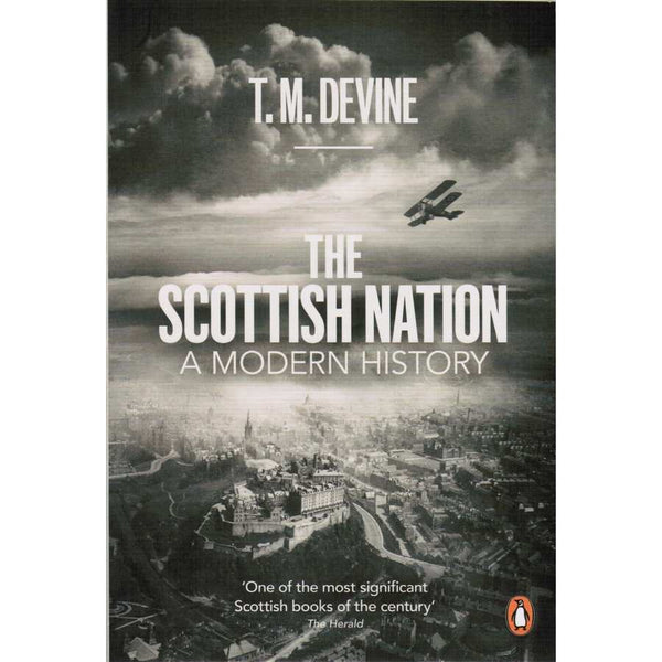 The Scottish Nation: A Modern History front cover