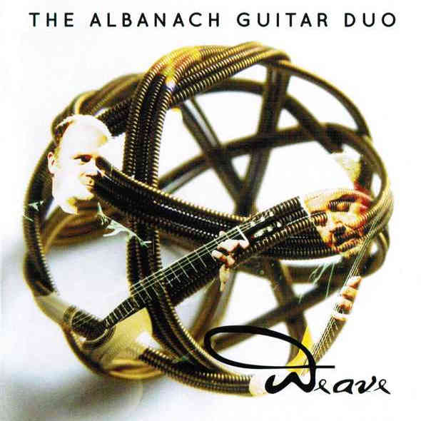 The Albanach Guitar Quartet - Weave Rgr004cd