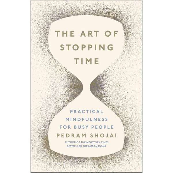 The Art Of Stopping Time book front