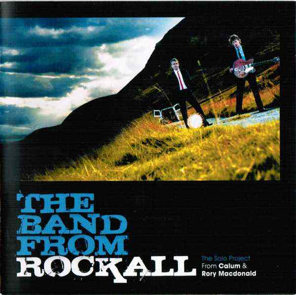 The Band From Rockall: Calum & Rory MacDonald CD RR068