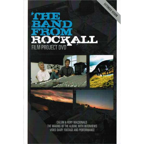 Calum & Rory MacDonald - The Band From Rockall DVD Rrd071