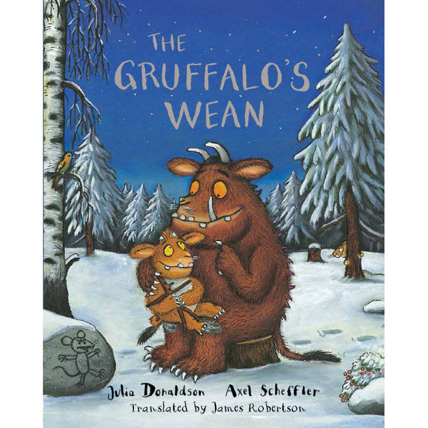 The Gruffalo's Wean book