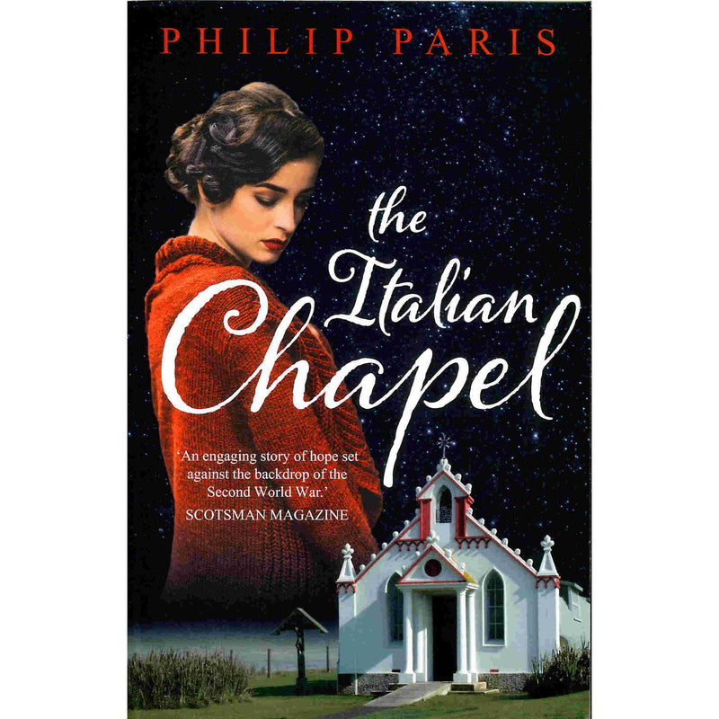 The Italian Chapel by Philip Paris book front cover