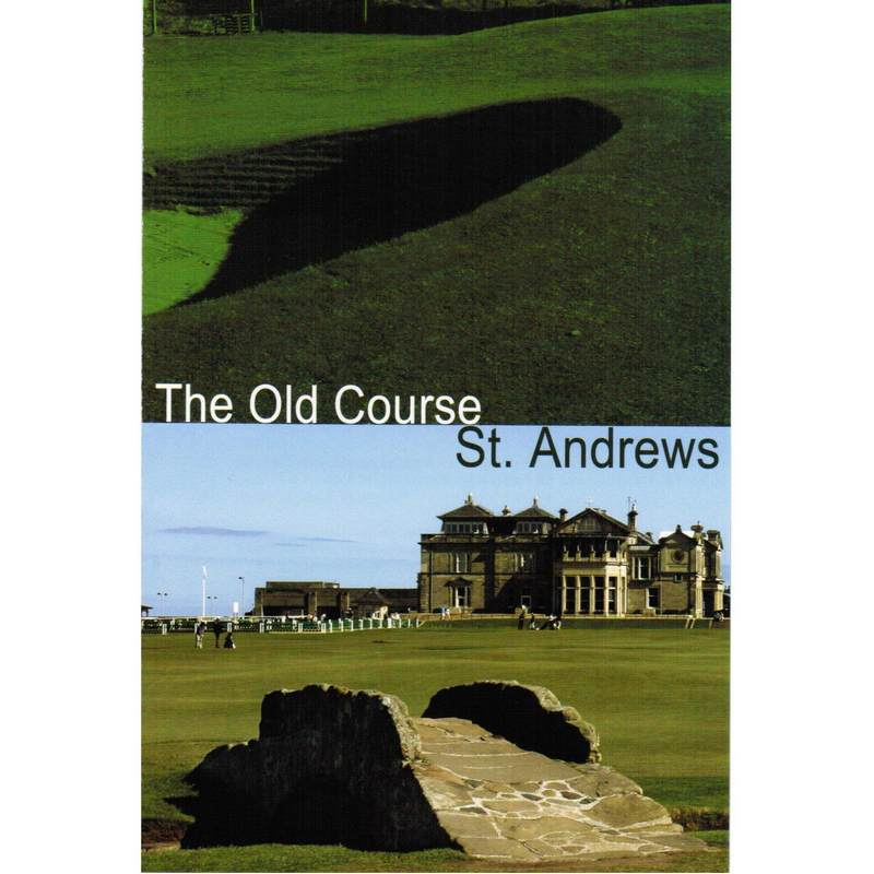 The Old Course: St. Andrews