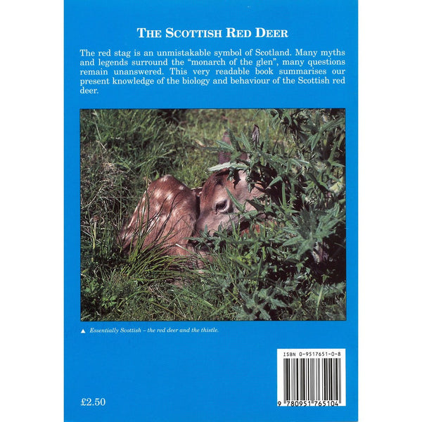 The Scottish Red Deer book by William Crawford