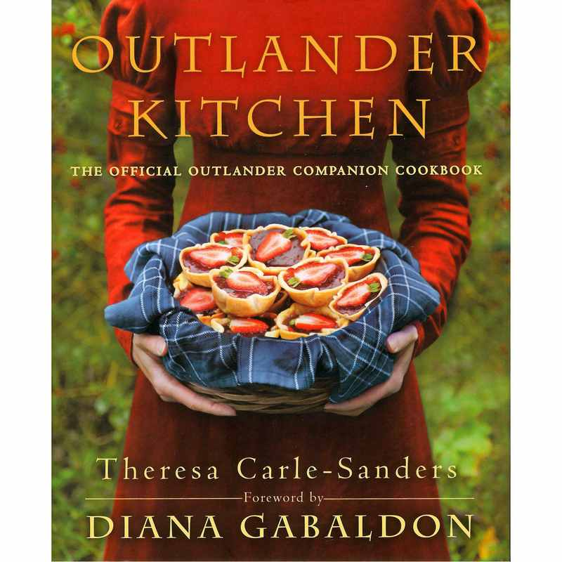 Theresa Carle-Sanders - Outlander Kitchen front cover