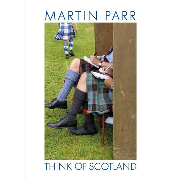 Think Of Scotland by Martin Parr