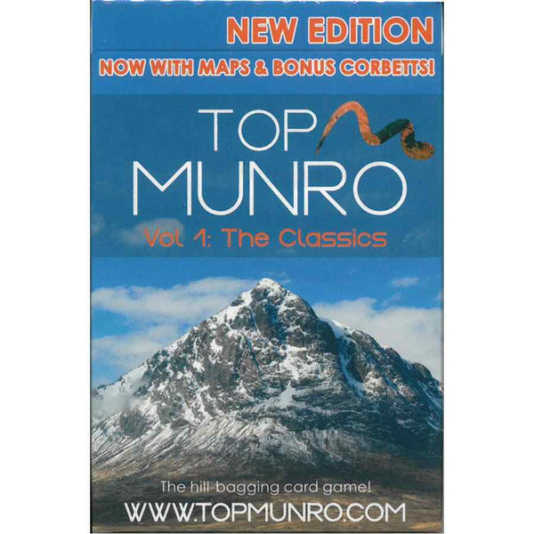 Top Munro Cards front