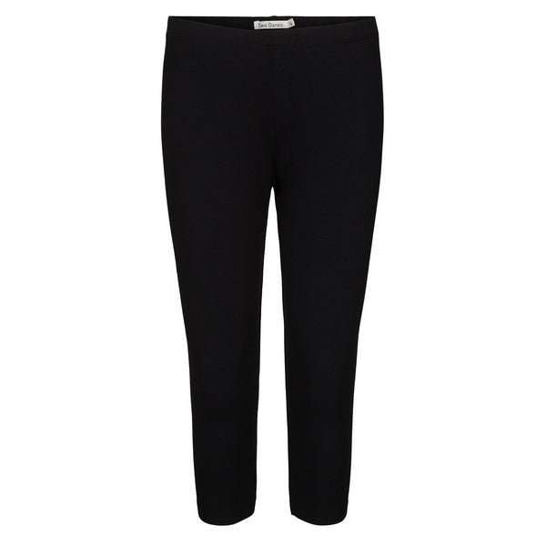 Two Danes Betri Black Leggings 16601-199 front