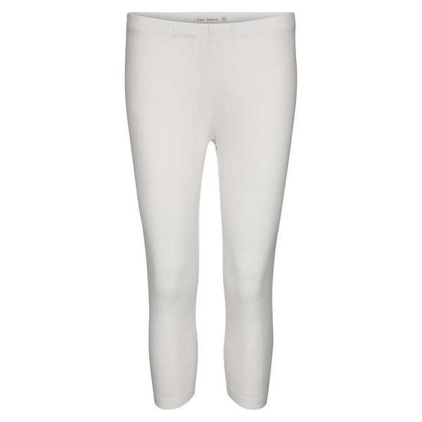 Two Danes Betri Soft White Leggings 16601-102 front