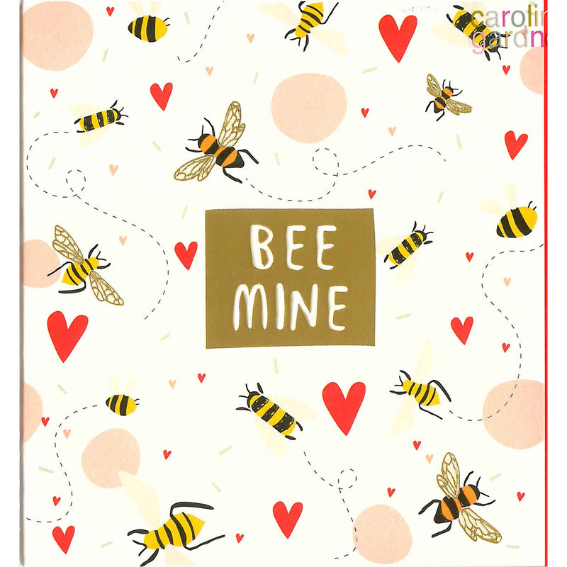 Valentines Card - Bee Mine