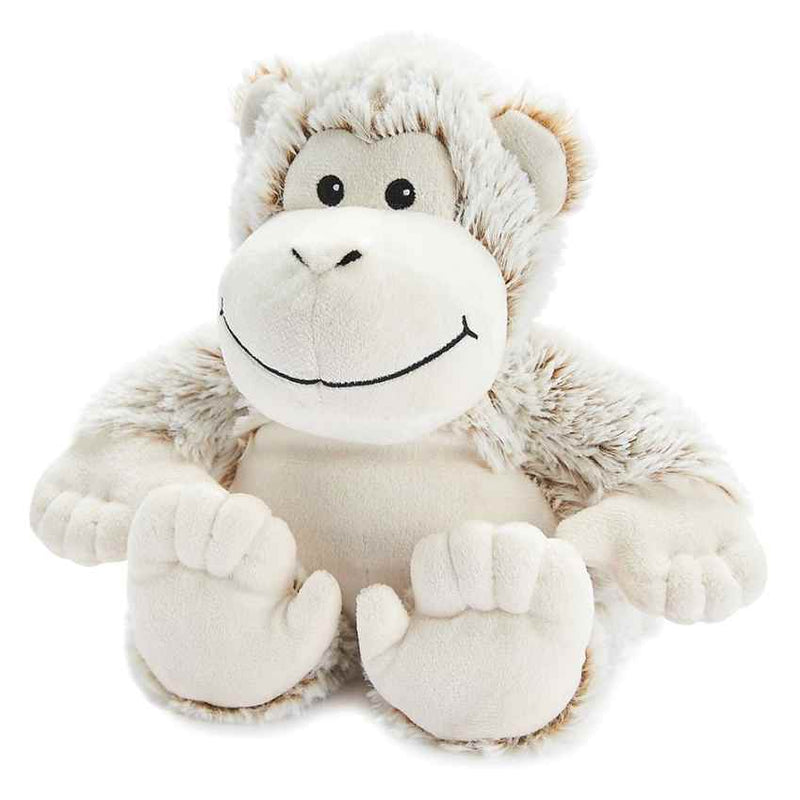 Warmies Plush Microwavable Monkey front