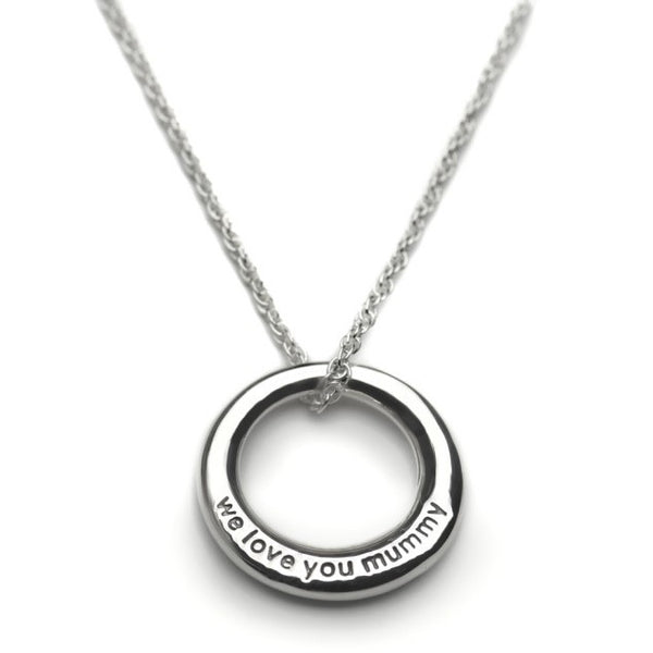 Tales From The Earth - We Love You Mummy Necklace