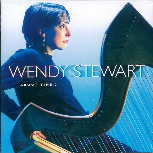 Wendy Stewart - About Time 2 CD front cover