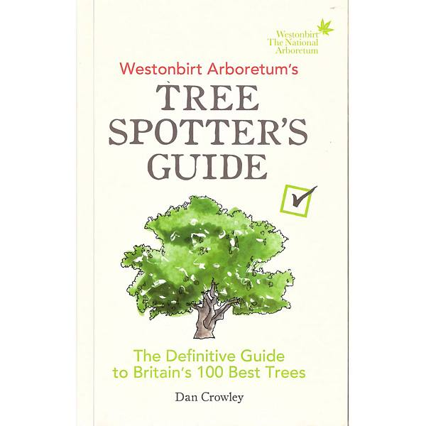 Westonbirt Arboretum's Tree Spotter's Guide front