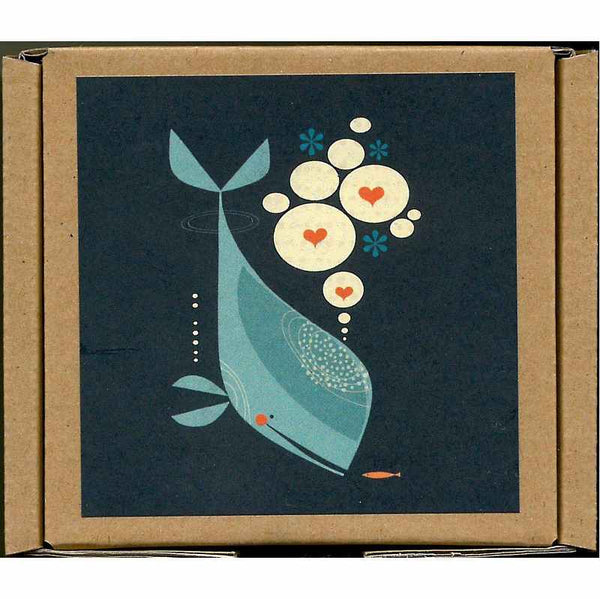 Whale Has A Friend Gift Notecards & Envelopes