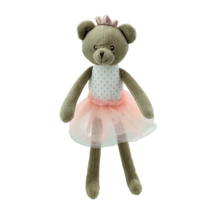 Wilberry Toys Pink Bear Dancer Doll front