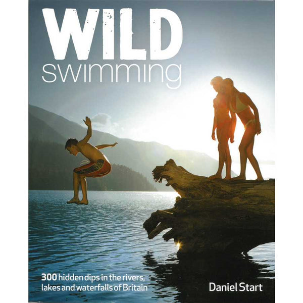 Wild Swimming by Daniel Start front