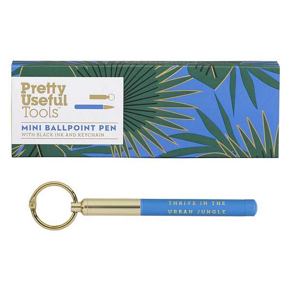 Wild & Wolf Pretty Useful Tools Mini Ballpoint Pen PUT005 pen and box