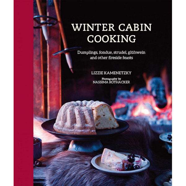 Winter Cabin Cooking - book