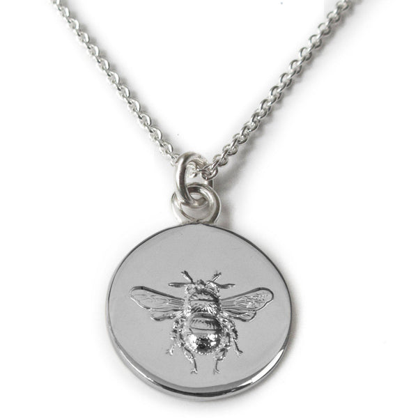Tales From The Earth - Busy Bee Necklace