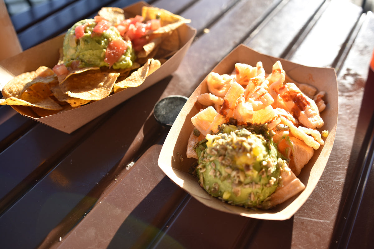Guacamole Showdown at Mexico's Epcot Pavilion | www.d3tees.com