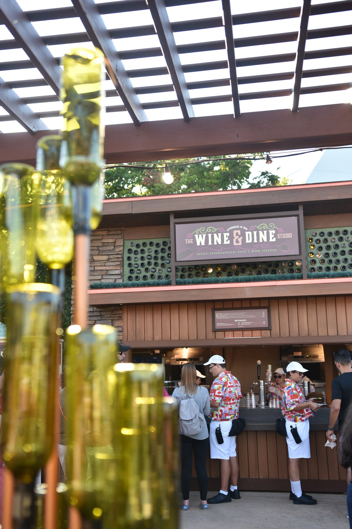 Epcot Food & Wine Festival Reviews | www.d3tees.com
