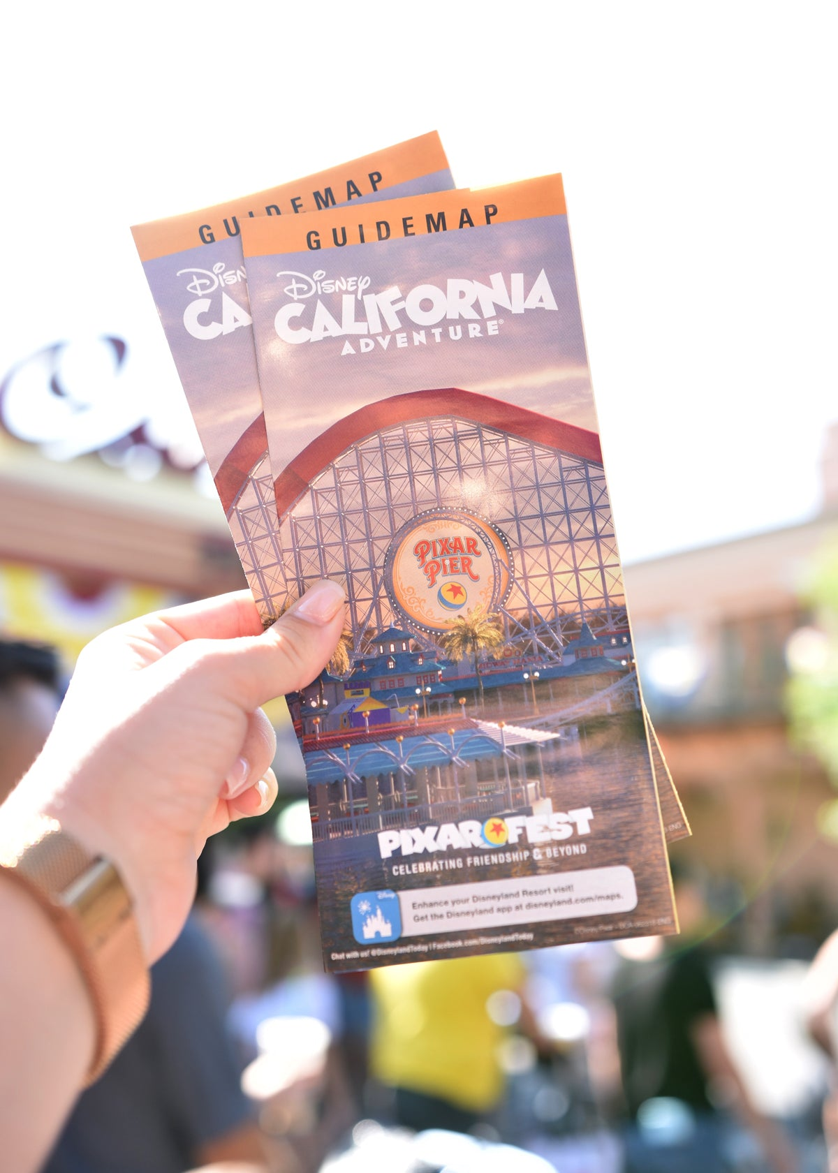 Thoughts on Pixar Pier and Photo Tour | D3tees.com