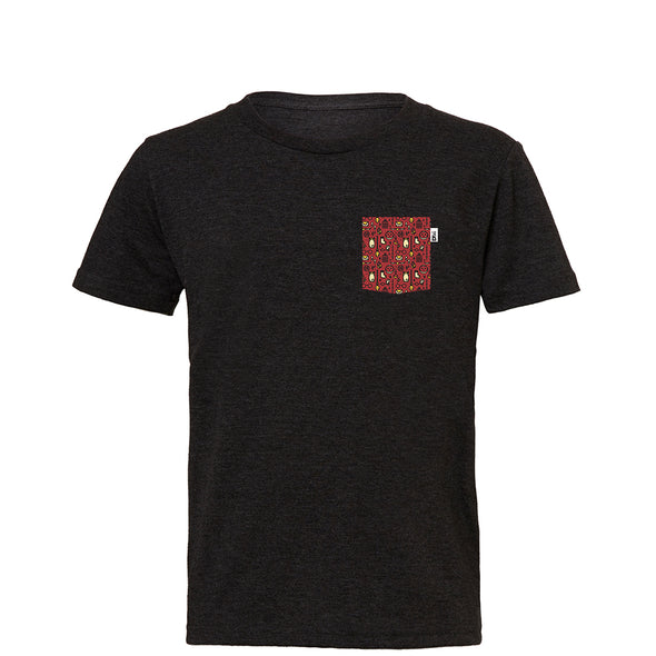 September AE Youth Tee, Gryffindor