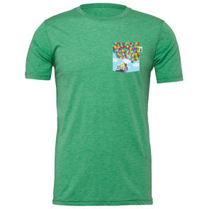 Adventure Crew Tee, Heather Kelly