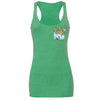 Adventure Racerback Tank, Heather Kelly