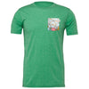 Flower & Garden SSE Crew Tee, Heather Kelly